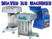 shaved ice machines