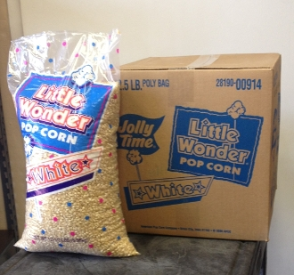 Jolly Time Little Wonder White Bulk Popcorn